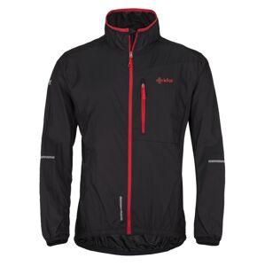 Pánská ultralehká bunda kilpi airrunner-m černá   s