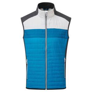 Pánská vesta dare2b mountaineer modrá/šedá l