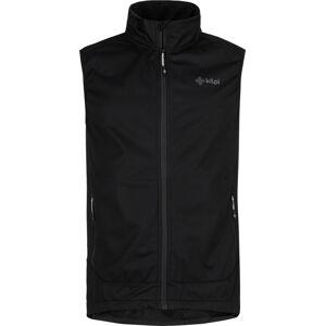 Pánská vesta kilpi tofano-m černá  s
