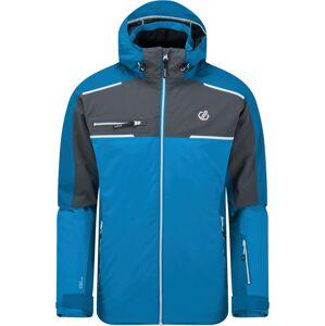 Pánská zimní bunda dare2b intermit ii modrá l