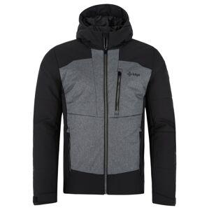 Pánská zimní bunda kilpi torres-m černá xxl
