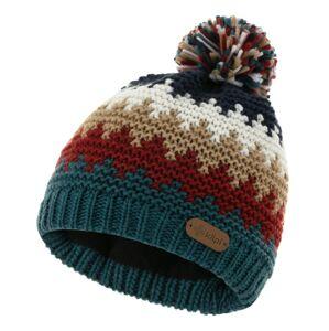 Pánská zimní čepice kilpi skal-m tyrkysová uni