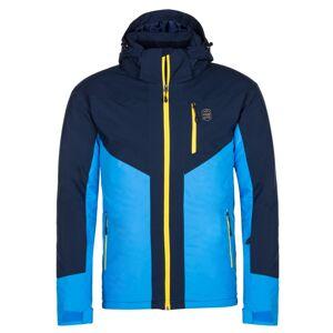 Pánská zimní lyžařská bunda kilpi tauren-m modrá xxl