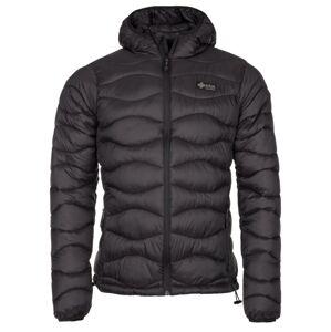 Pánská zimní prošívaná bunda kilpi rebeki-m černá l