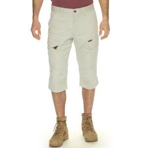 Pánské 3/4 kalhoty bushman woodin ii béžová 48