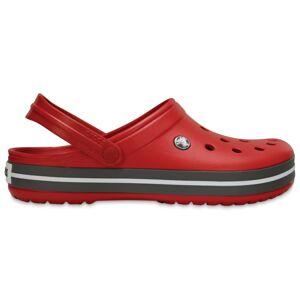 Pánské boty crocs crocband červená 45-46
