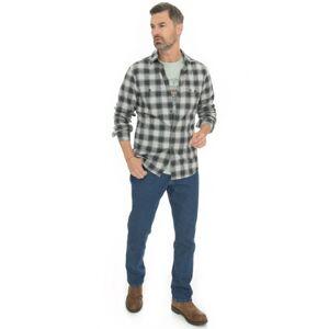 Pánské denimové kalhoty bushman concan tmavě modrá 38p