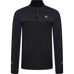 Pánské funkční tričko dare2b power up černá s