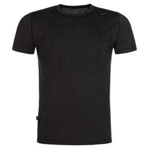 Pánské funkční tričko kilpi merin-m černá l