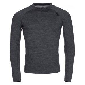 Pánské funkční triko kilpi patton-m tmavě šedá xl