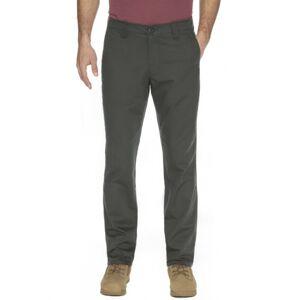 Pánské kalhoty bushman beck tmavě šedá 60