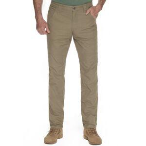 Pánské kalhoty bushman gmog olivově zelená 50p