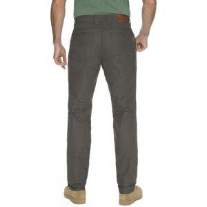 Pánské kalhoty bushman gmog tmavě šedá 52