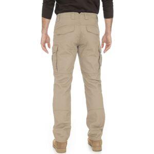 Pánské kalhoty bushman pierson světle hnědá 50