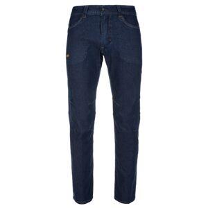 Pánské kalhoty kilpi danny-m tmavě modrá xl
