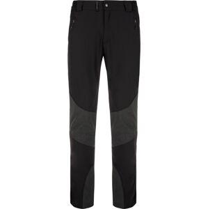 Pánské kalhoty kilpi nuuk-m černá m
