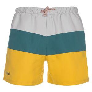 Pánské koupací šortky kilpi swimy-m žlutá m