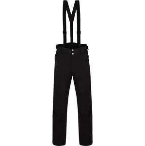 Pánské lyžařské kalhoty dare2b achieve černá xl