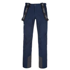 Pánské lyžařské kalhoty kilpi rhea-m tmavě modrá xxl