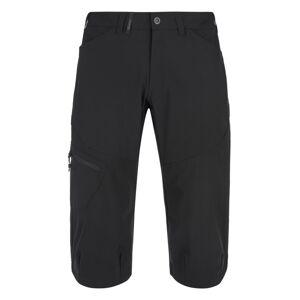 Pánské outdoorové 3/4 kalhoty kilpi otara-m černá 7xl