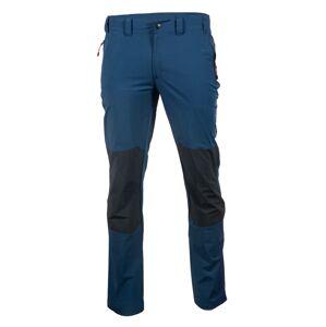 Pánské outdoorové kalhoty gts 6057 tmavě modrá l