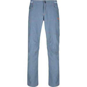 Pánské outdoorové kalhoty kilpi takaka-m modrá  l