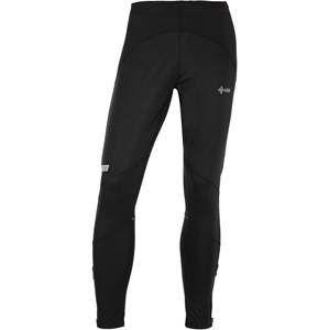Pánské strečové kalhoty kilpi karang-m černá   s