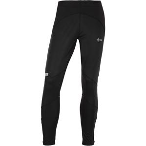 Pánské strečové kalhoty kilpi karang-m černá   xl