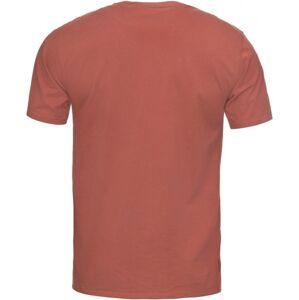 Pánské tričko bushman andrey oranžová m