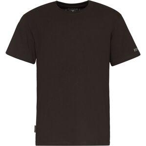 Pánské tričko bushman arvin tmavě hnědá m
