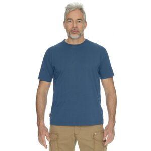 Pánské tričko bushman base modrá m