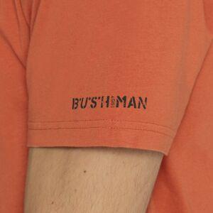 Pánské tričko bushman base oranžová m
