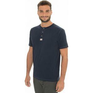 Pánské tričko bushman oramsy ii tmavě modrá l