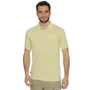 Pánské tričko bushman shafter limetková xxl