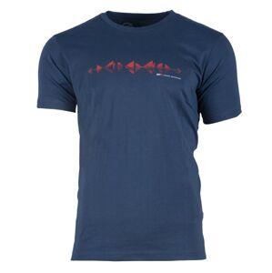 Pánské tričko gts 2191 tmavě modrá m