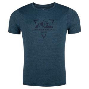Pánské tričko guilin-m tmavě modrá  xl