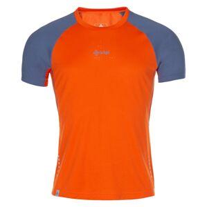 Pánské tričko kilpi brick-m oranžová 3xl