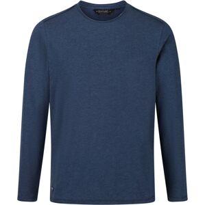 Pánské tričko regatta karter ii tmavě modrá xxl