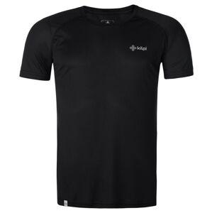 Pánské ultralehké tričko kilpi dimaro-m černá xs