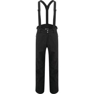 Pánské zimní kalhoty dare2b achieve ii černá l