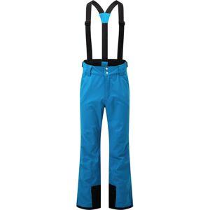 Pánské zimní kalhoty dare2b achieve ii modrá m
