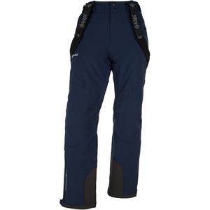 Pánské zimní lyžařské kalhoty kilpi methone-m tmavě modrá  xl