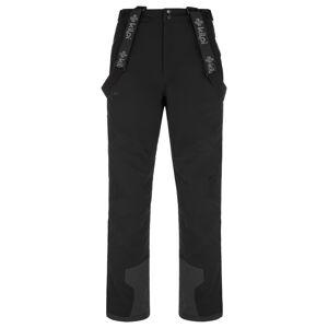Pánské zimní lyžařské kalhoty kilpi reddy-m černá xs