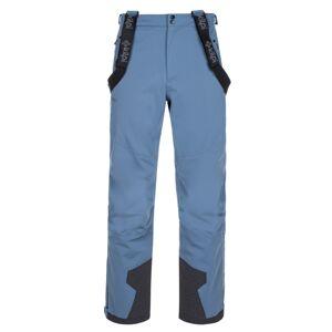 Pánské zimní lyžařské kalhoty kilpi reddy-m modrá xl