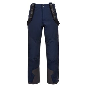 Pánské zimní lyžařské kalhoty kilpi reddy-m tmavě modrá 3xl