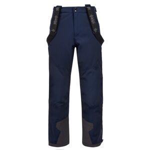 Pánské zimní lyžařské kalhoty kilpi reddy-m tmavě modrá l
