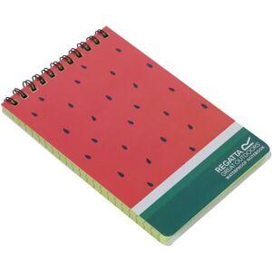 Poznámkový blok regatta waterprf notebook růžová 10 x 15 cm