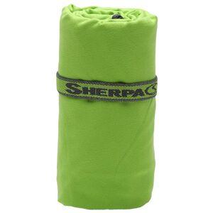 Rychleschnoucí ručník sherpa zelená l