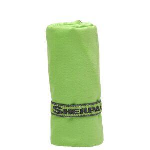 Rychleschnoucí ručník sherpa zelená m
