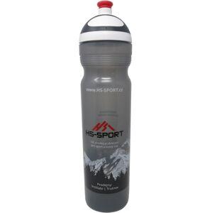 Sportovní láhev hs-sport 1l šedá